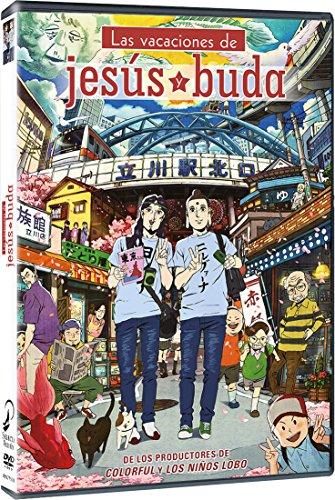 Las Vacaciones De Jesús Y Buda Edición Dvd
