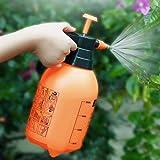 UCRAVO Garden Pump Pressure Sprayer | Lawn Sprinkler | Water Mister | Spray Bottle for Herbicides, Pesticides, Fertilizers, P