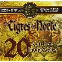 20 Corridos Inolvidables