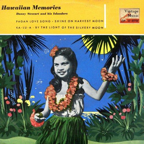 """Vintage World Nº 47 - EPs Collectors """"Hawaiian Memories"""" (Steel Guitar)"""