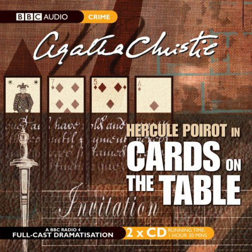 e-Books: Cards On The Table: BBC Radio 4 Full-cast Dramatisation (BBC Radio Collection) MOBI