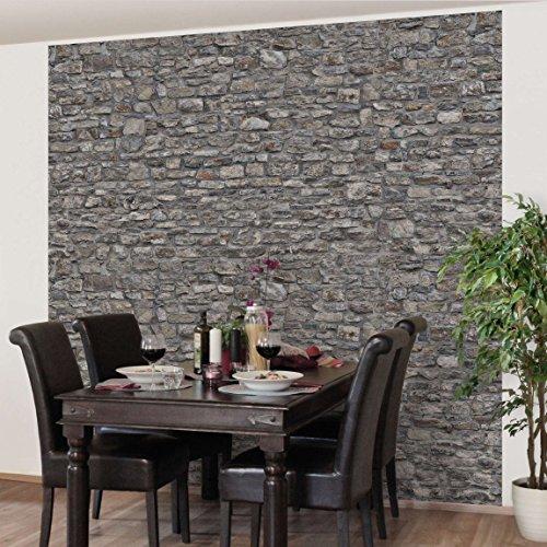 fototapete 3d stein tapete. Black Bedroom Furniture Sets. Home Design Ideas