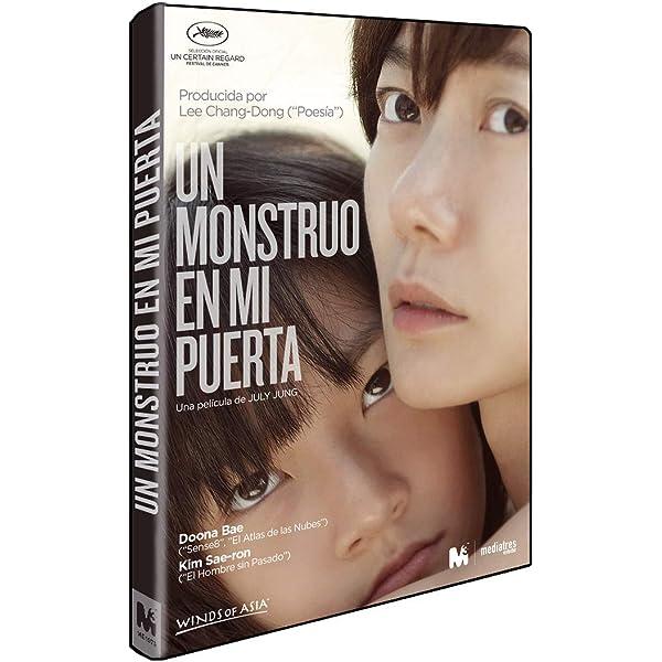 Un monstruo en mi puerta: Amazon.es: Doona Bae, Kim Sae-Ron ...