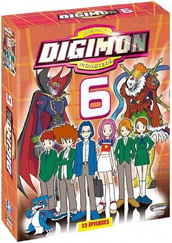 Coffret digimon, vol. 6