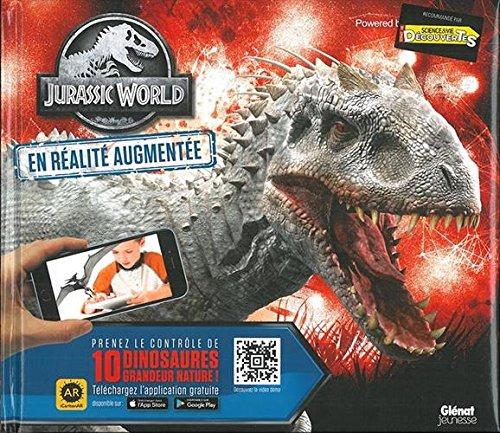 Jurassic World en réalité augmentée