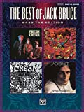 Jack Bruce: Best Of Bass (TAB) - Best Reviews Guide
