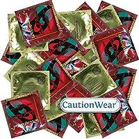 CautionWear Secret Passion - 50 Noppen-Kondome mit hoher Wandstärke, auch für starke Beanspruchung, mehr Stimulation... preisvergleich bei billige-tabletten.eu