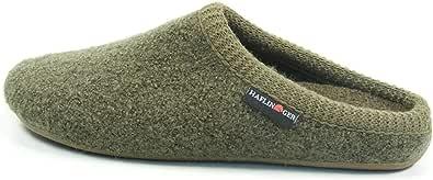 HAFLINGER Dakota Classic, Pantofole Unisex-Adulto