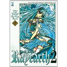 Magic knight Rayearth 2
