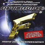 Captain Future 5 - Mond der Unvergessenen, 1 Audio-CD