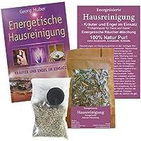Räuchern 5-tlg. Räucher-Set + BUCH Energetische Hausreinigung Kräuter und Engel im Einsatz #81060 | Ausräuchern... preisvergleich bei billige-tabletten.eu