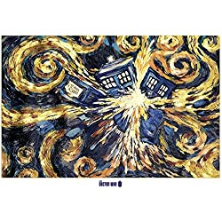 Póster XXL Doctor Who
