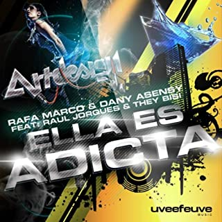 Ella Es Adicta (Radio Dj Mix Art-Design)