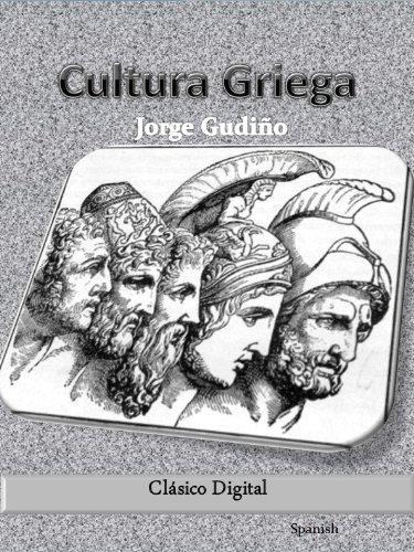 Cultura griega (Mitologia clasica nº 1) por Jorge Gudiño