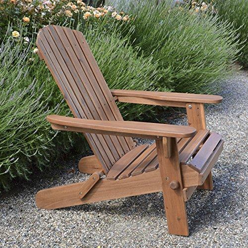 Adirondack Klappstuhl aus Acacia Laubholz - hervorragende Qualität