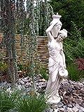 Top modèle grande statue Facultatif Cascade Maia massive en en pierre au gel