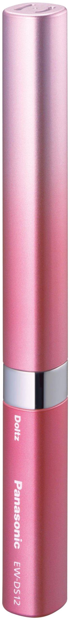 Panasonic Pocket Doltz EW-DS12 Pink | Power Toothbrush 1.06oz (Japan Import)