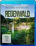 DVD Cover 'Regenwald - Rainforest  (4K Ultra HD) [Blu-ray]