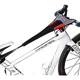 ROCKBROS Protezione Antisudore per Bici a Rete Protezione Antisudore per Telaio per Allenamento