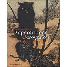 Superstitions et croyances des pays de France