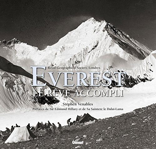 Everest: Le rêve accompli par Stephen Venables