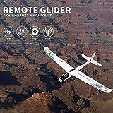 RC Airplane, Colorful XK-A800 EPO Fixed Wing 5CH Glider Wingspan 780mm Remote Control Plane Outdoor Aircraft ,für Kinder Geburtstag Weihnachten Spielzeug
