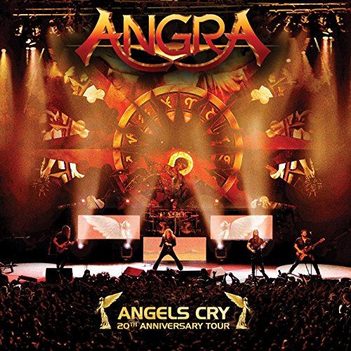 ... Angels Cry - 20th Anniversary Tour