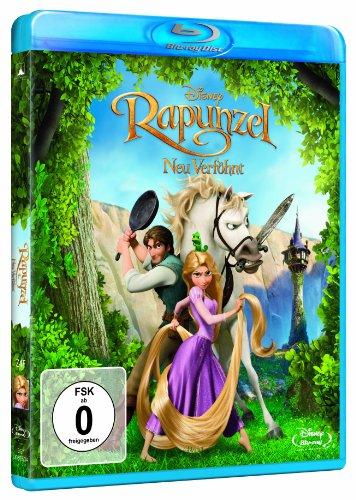 Rapunzel - Neu verföhnt [Blu-ray]: Alle Infos bei Amazon
