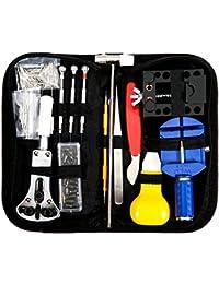BABAN 147pcs Orologi Strumenti/Guarda professionale kit Repair Tool,kit di riparazione Watch Repair Tool Kit