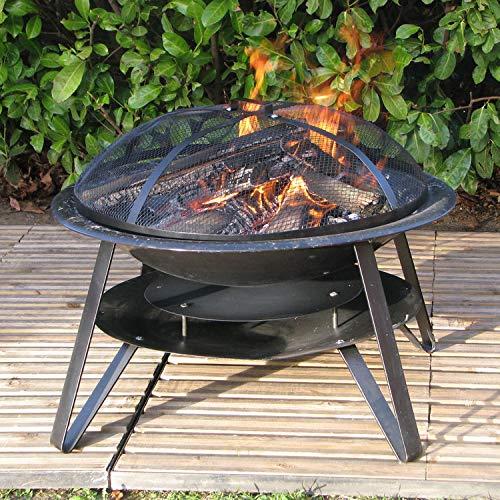 Somagic tom 750070 Outdoor-Feuerstelle Kamin