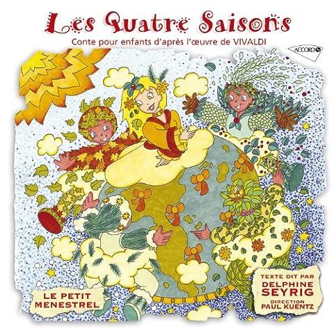 Les Quatre Saisons -Conte Pour Enfants D'après L'oeuvre De Vivaldi