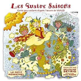 Les Quatre Saisons/Le Printemps - Allegro