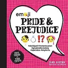 Emoji Pride and Prejudice: Epic Tales in Tiny Texts