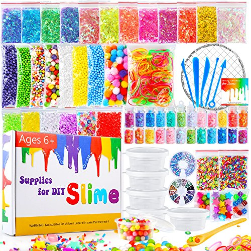 Toys & Hobbies Cute Colorful Styrofoam Foam Balls Slime Tool Making Art Diy Craft For Children Adults Relieves Stress Anxiety Cabinet Decor Novelty & Gag Toys