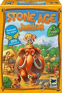Schmidt Spiele Hans im Glück 48258 Stone Age Junior, Kinderspiel des Jahres 2016 (B0194E87TS) | Amazon Products