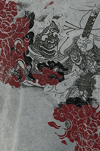 Outer Vision Demon Tattoo T-Shirt grau Grau