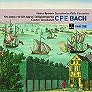 CPE Bach: Symphonies; Cello Concertos /Bylsma · OAE · Leonhardt