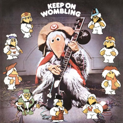 Hall Of Mountain Womble