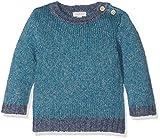 Gocco W76JJECO102ZV, Suéter Para Bebés, Turquesa (Turquesa Oscuro), 74 (talla del fabricante: 6/9)