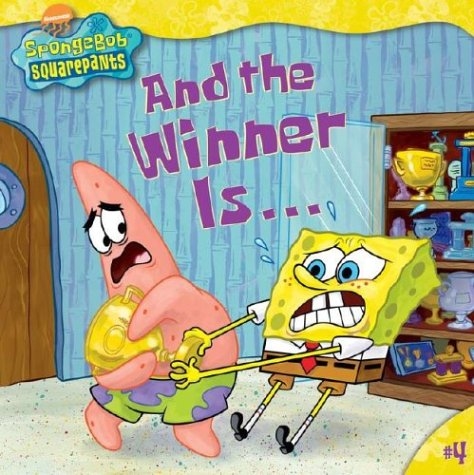 Spongebob 4 Band (And the Winner Is . . . (Spongebob Squarepants (8x8), Band 4))