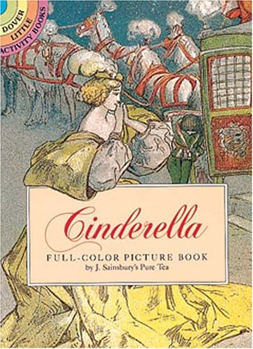 Cinderella : full-color picture book