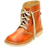 Duckfeet Faborg Unisex Lace-Up Leather Boot