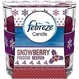 Febreze Geruchsbeseitigende Duftkerze Frische Beeren, 2er Pack (2 x 1 Stück)