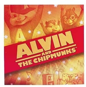 Wilton - Alvin and the Chipmunks - Pack de 6 - Serviettes