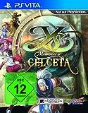 Y's: Memories of Celceta - [PS Vita]