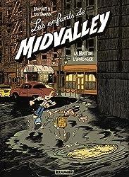 Les enfants de Midvalley, Tome 1 : La nuit de l'horloger
