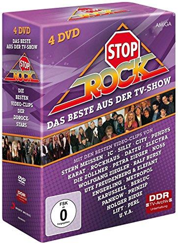 Stop! Rock - Das Beste aus der TV-Show [4 DVDs] (Tv-show 24)
