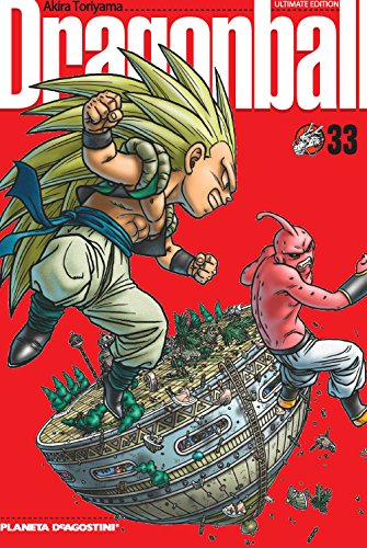 Dragon Ball nº 33/34 (DRAGON BALL ULTIMATE)