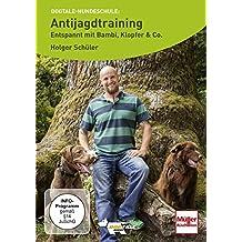 Antijagdtraining-entspannt mit Bambi, Klopfer & Co.