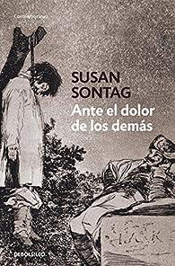 Ante el dolor de los demás par Susan Sontag